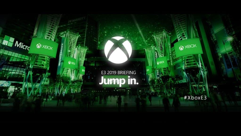 News SG - Microsoft Xbox E3 2019