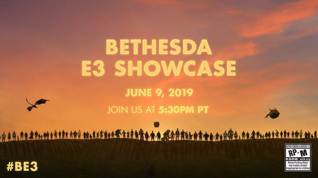 News SG - Bethesda Softworks E3 2019