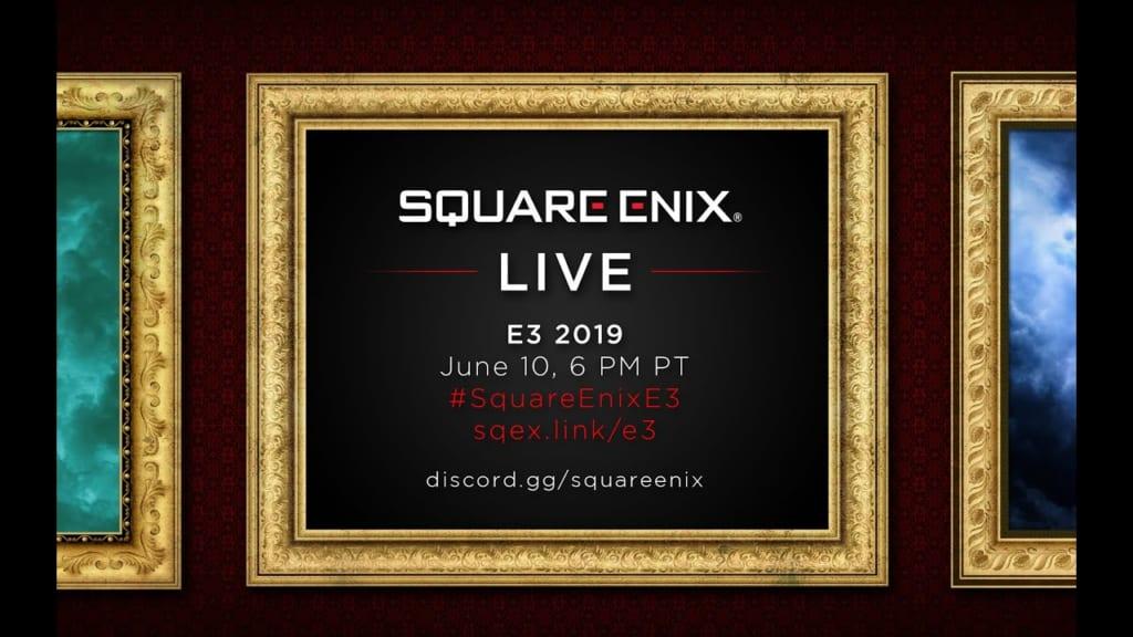 News SG - Square Enix E3 2019