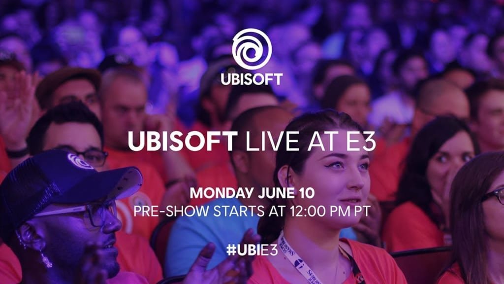 News SG - Ubisoft E3 2019