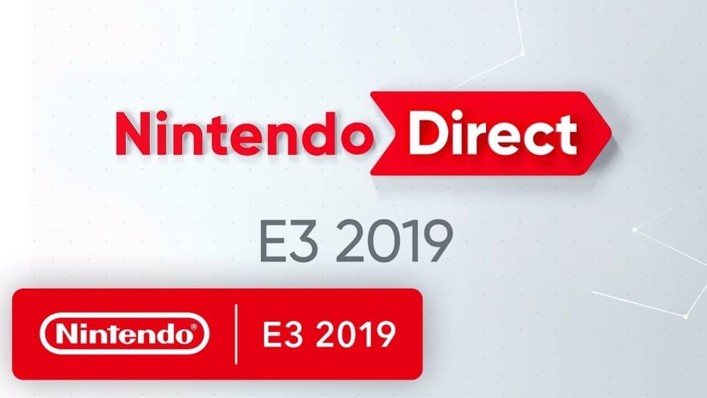 News SG - Nintendo E3 2019