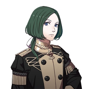 Fire Emblem: Three Houses Linhardt