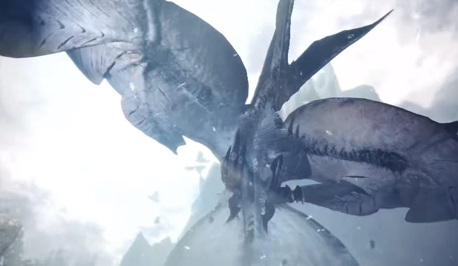 MHW Iceborne Shrieking Legiana