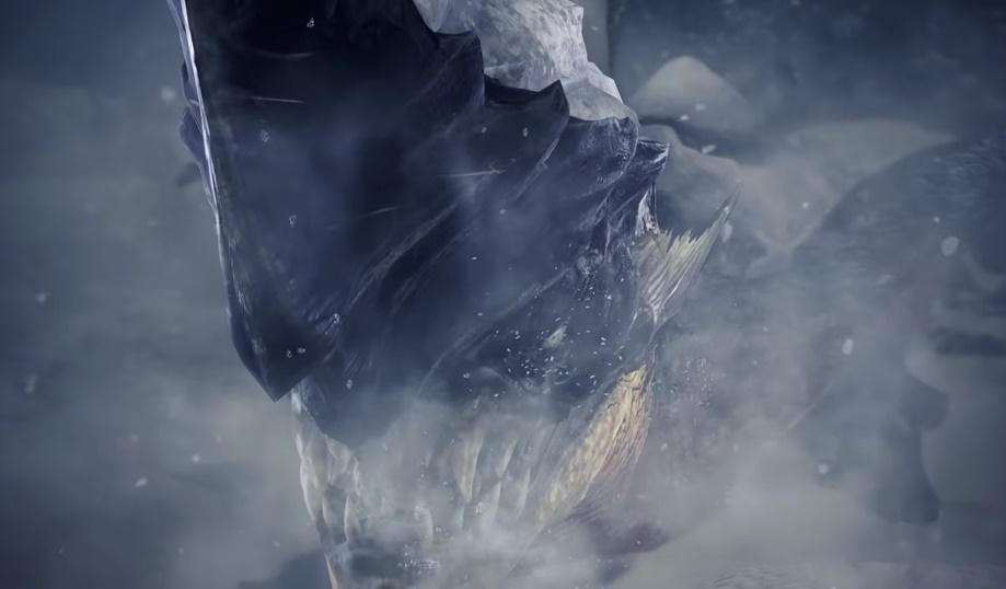 MHW Iceborne Beotodus