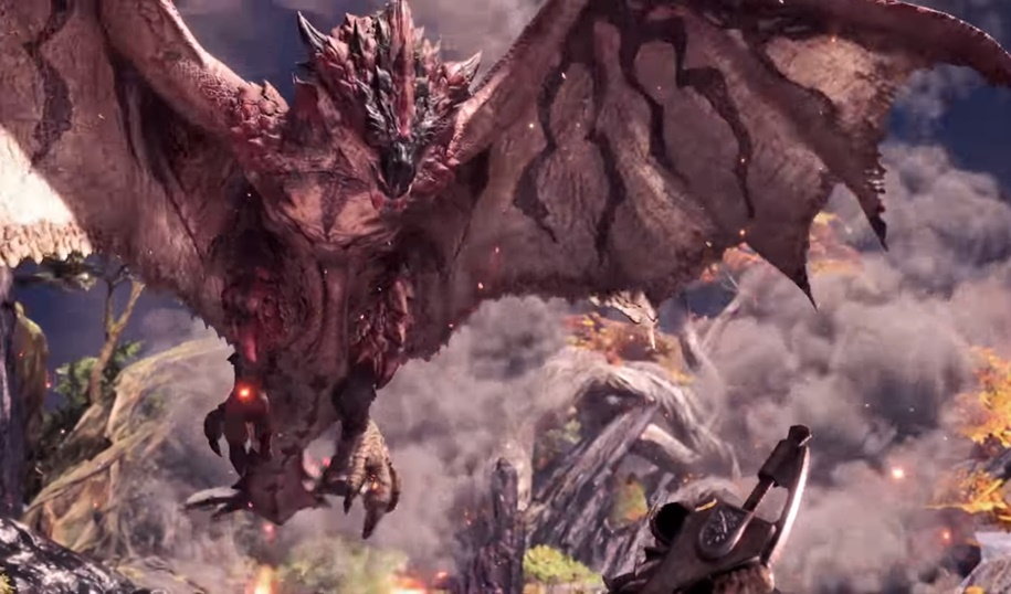 Monster Hunter World: Iceborne Rathalos Guide