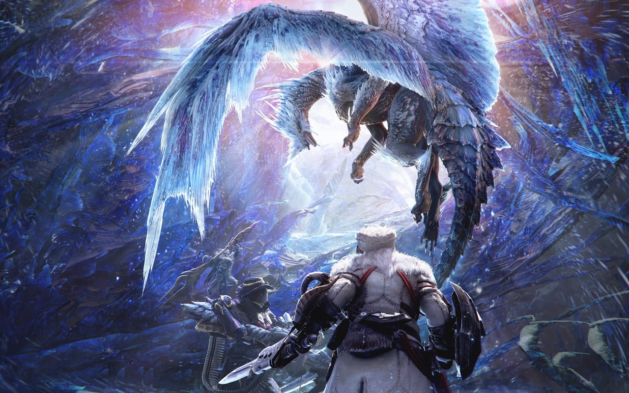 Monster Hunter: World Iceborne - Long Sword Weapon List