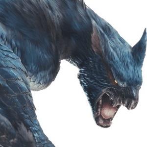 Monster Hunter World: Iceborne - Nargacuga