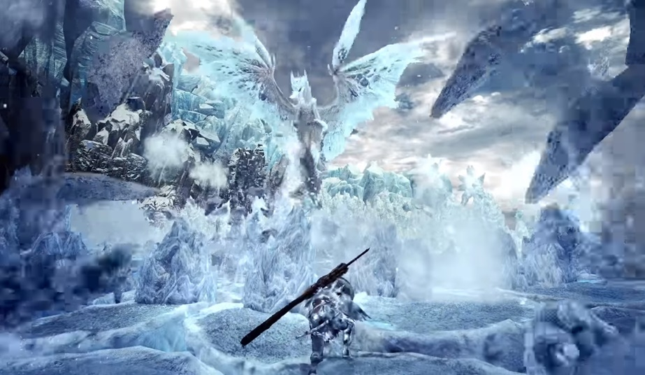 Monster Hunter World Iceborne Velkhana Monster Data