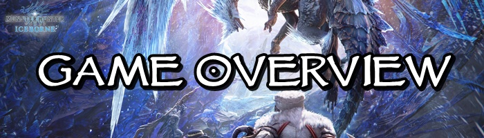 Monster Hunter World: Iceborne - Game Overview Banner