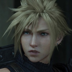 FF7 Remake Cloud Strife