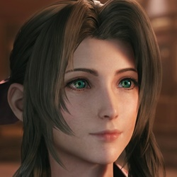 Final Fantasy 7 Remake - Aerith Gainsborough