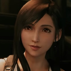 Final Fantasy 7 Remake - Tifa Lockhart Icon
