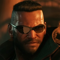 Final Fantasy 7 Remake - Barret Wallace