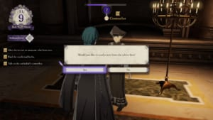 Fire Emblem: Three Houses - Advice Box Reply List