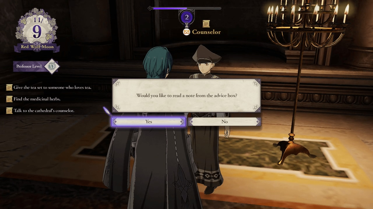 Fire Emblem Three Houses Advice Box Reply List Samurai Gamers If you want to post a discussion or comic. fire emblem three houses advice box