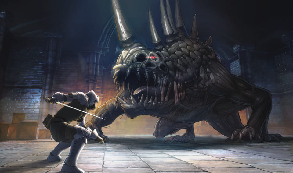 Fire Emblem: Three Houses - Monsters