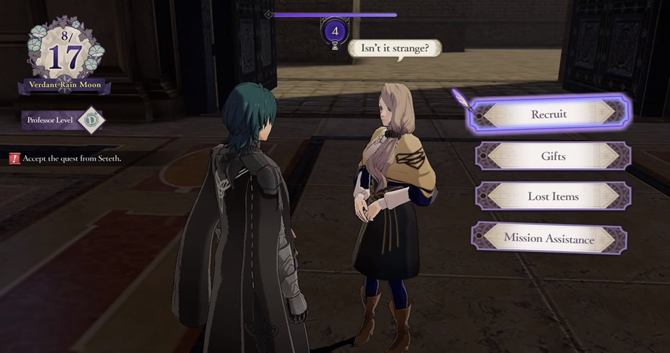 Fire Emblem Three Houses How to Recruit Other Characters