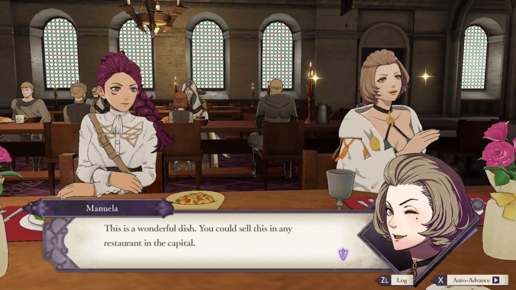 FIre Emblem: Three Houses - Today's Special