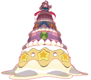 Pokemon Sword and Shield - Gigantamax Alcremie