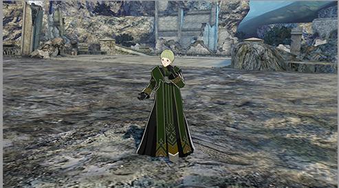 Fire Emblem Three Houses Dark Bishop