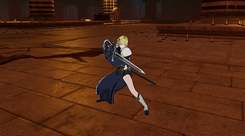 swordmaster class