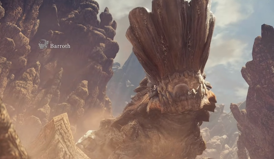 Barroth Monster Guide