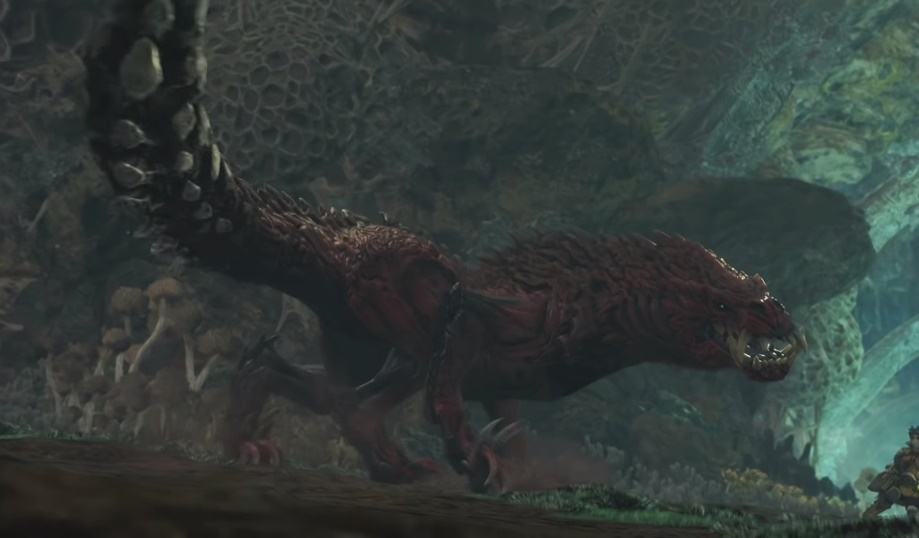 Odogaron Monster Guide
