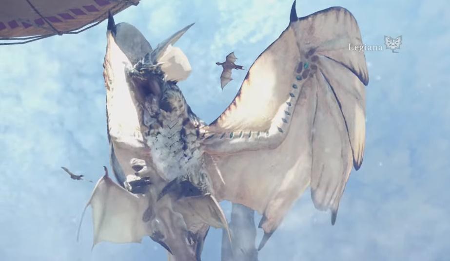 Legiana Monster Guide