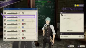 Fire Emblem: Three Houses - Tutoring with Caspar