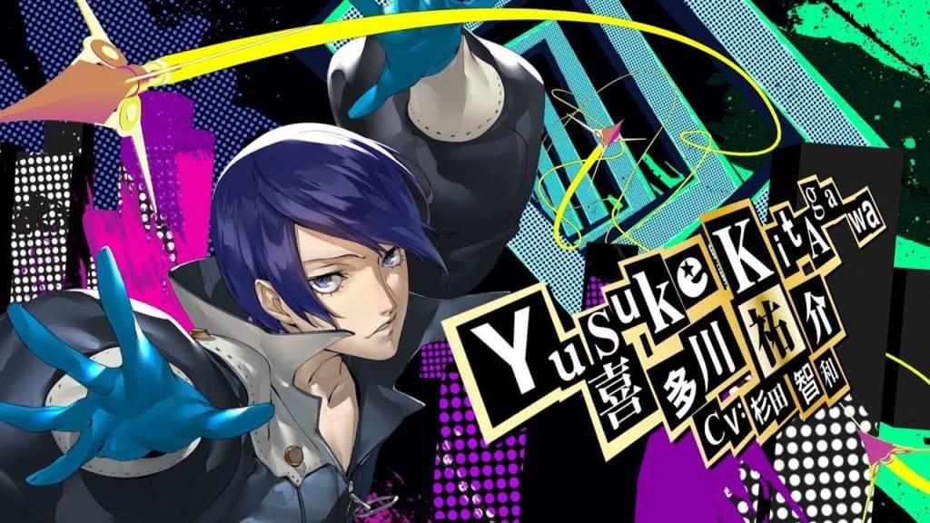 Persona 5 / Persona 5 Royal - Yusuke Kitagawa Character Reveal Trailer