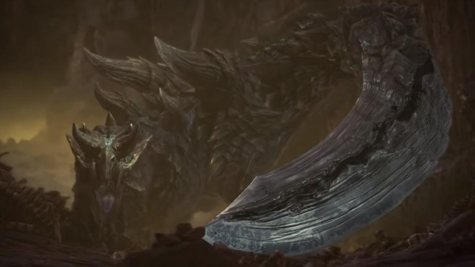 Monster Hunter World: Iceborne - Acidic Glavenus