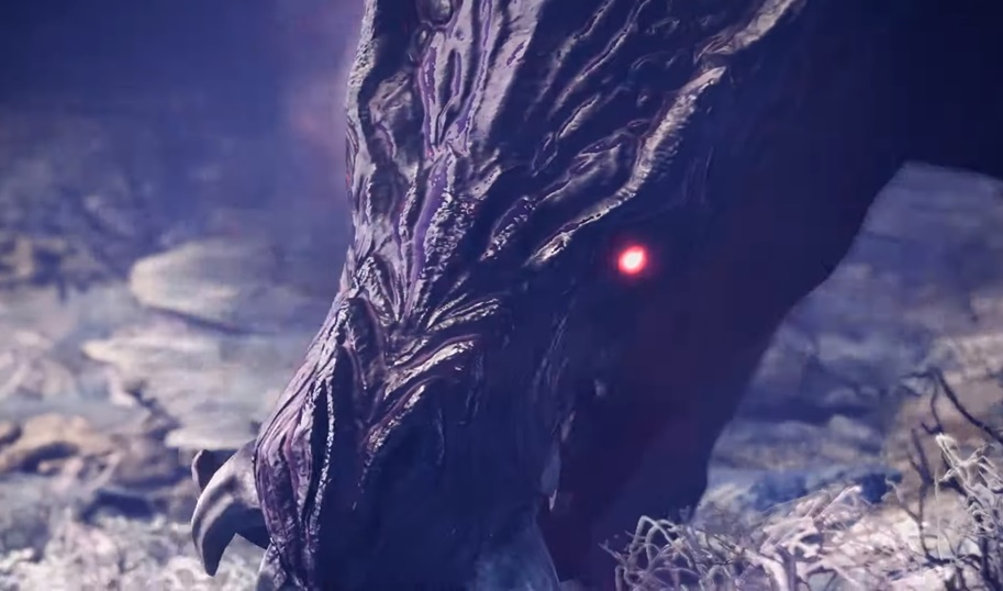 Ebony Odogaron Monster Guide