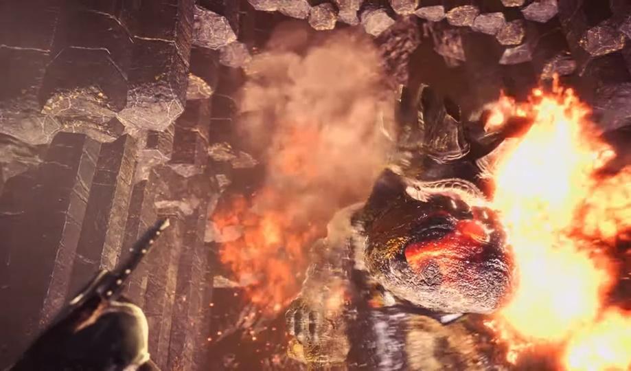 MHW Iceborne New Monsters Revealed