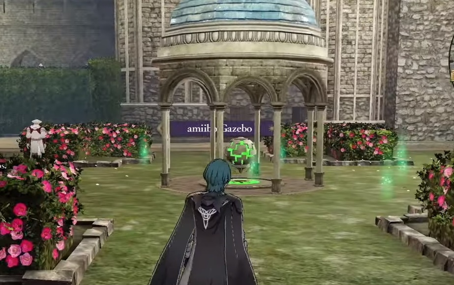 Fire Emblem: Three Houses - Amiibo Gazebo Rewards