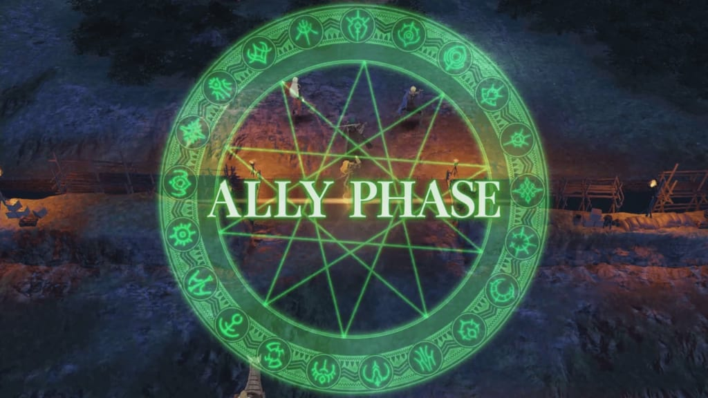 Fire Emblem: Three Houses - Ally Phase (Battle System Guide)