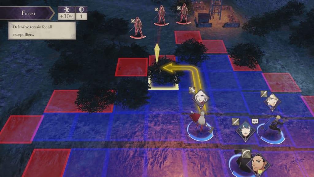 Fire Emblem: Three Houses - Skirmish at Dawn