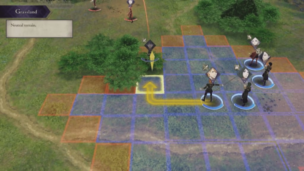 Fire Emblem: Three Houses - Rivalry of the Houses