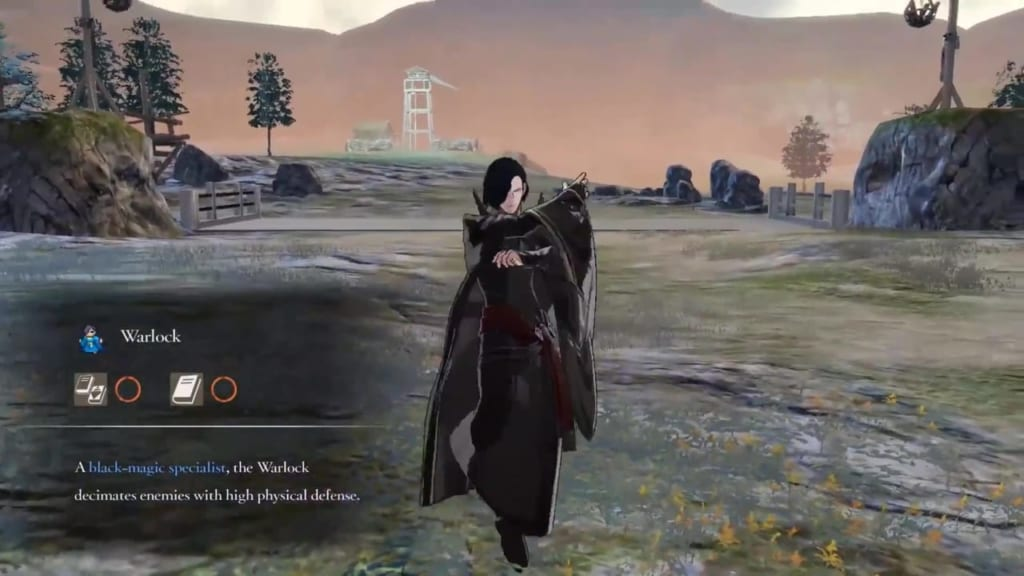 Fire Emblem: Three Houses - Warlock Class