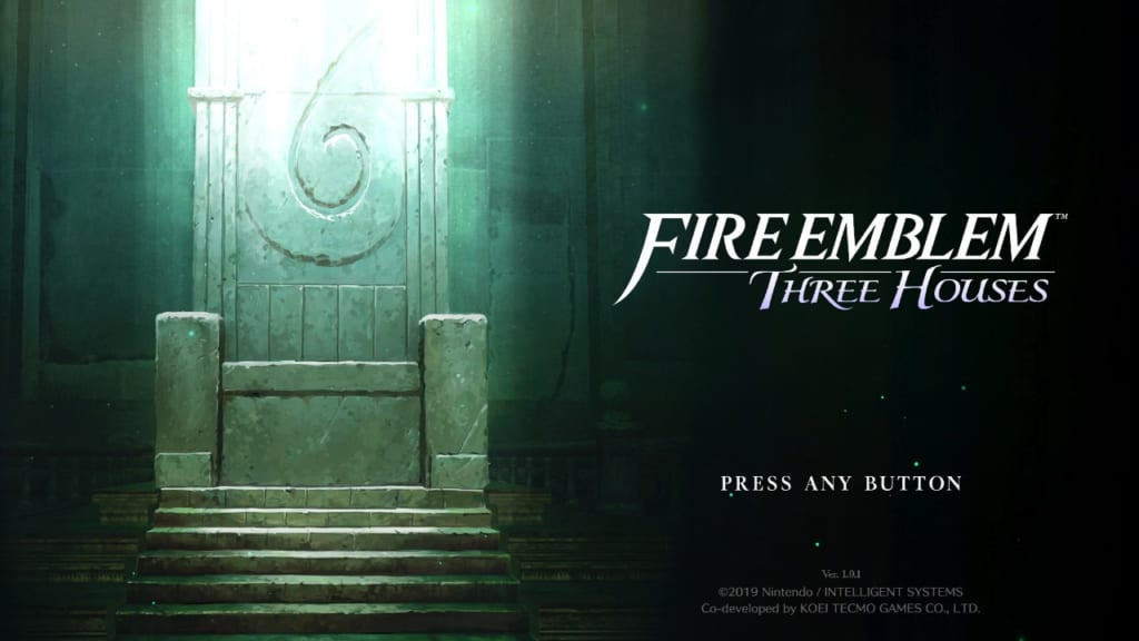Fire Emblem: Three Houses - Game Modes