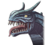 Fire Emblem Three Houses - Wild Demonic Beast Icon
