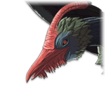 Fire Emblem Three Houses - Giant Bird Icon