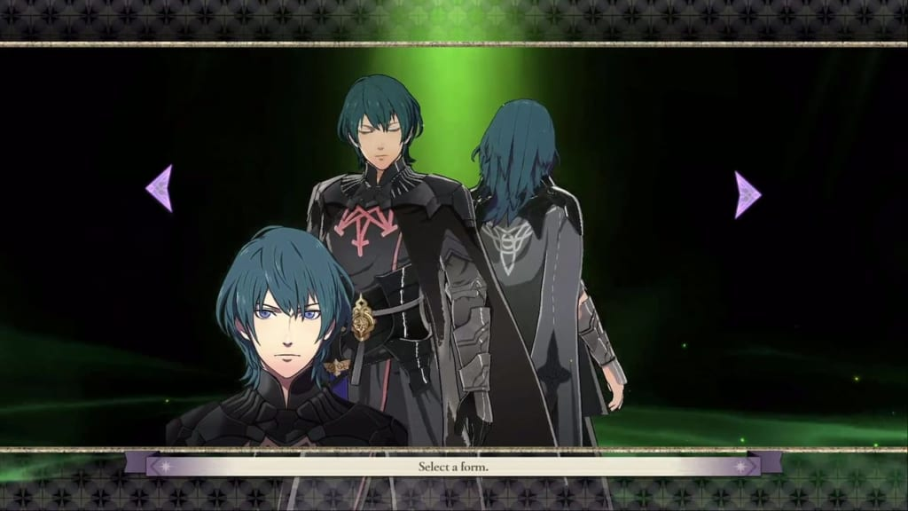 Fire Emblem: Three Houses - Byleth's Gender