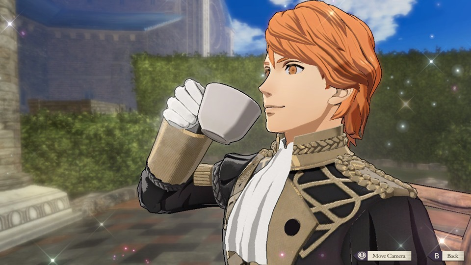 Fire Emblem: Three Houses - Ferdinand Tea Party Guide