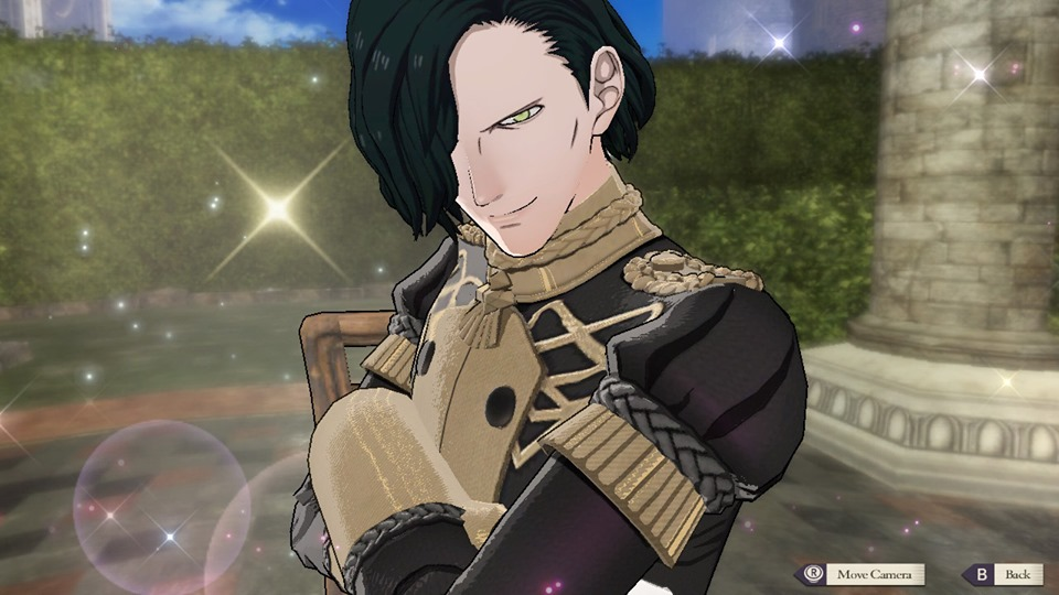 Fire Emblem: Three Houses - Hubert Perfect Tea Time