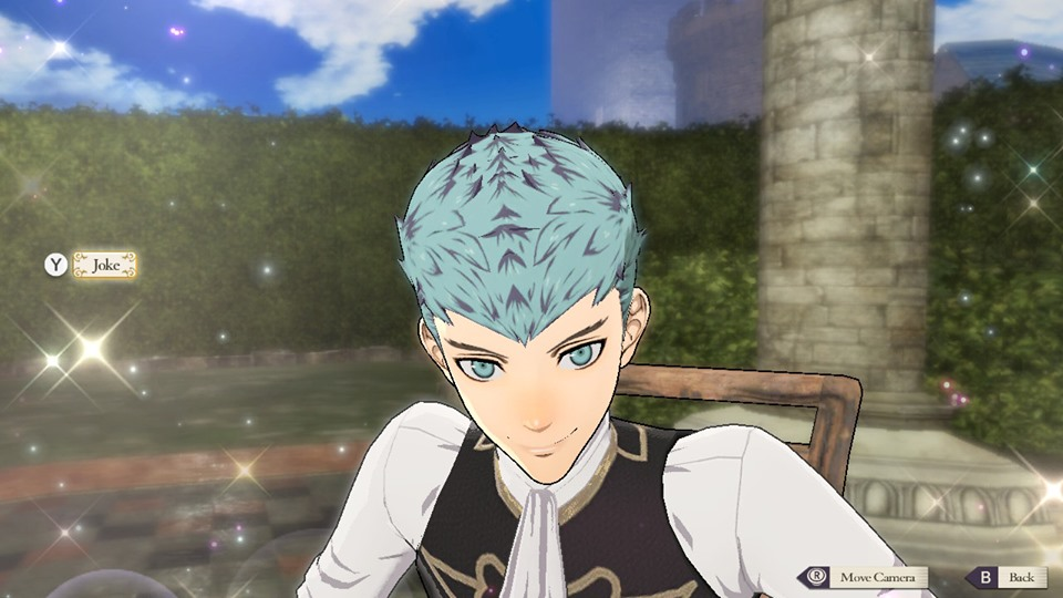 Fire Emblem: Three Houses - Caspar Perfect Tea Time