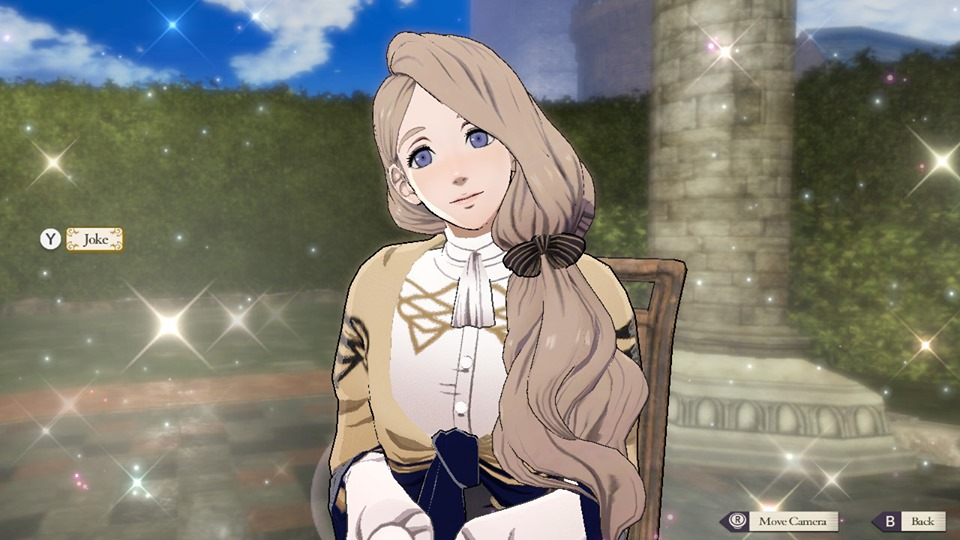 Fire Emblem: Three Houses - Mercedes Tea Party Guide