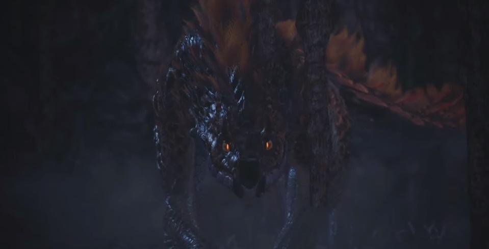 Monster Hunter World: Iceborne - Viper Tobi-Kadachi