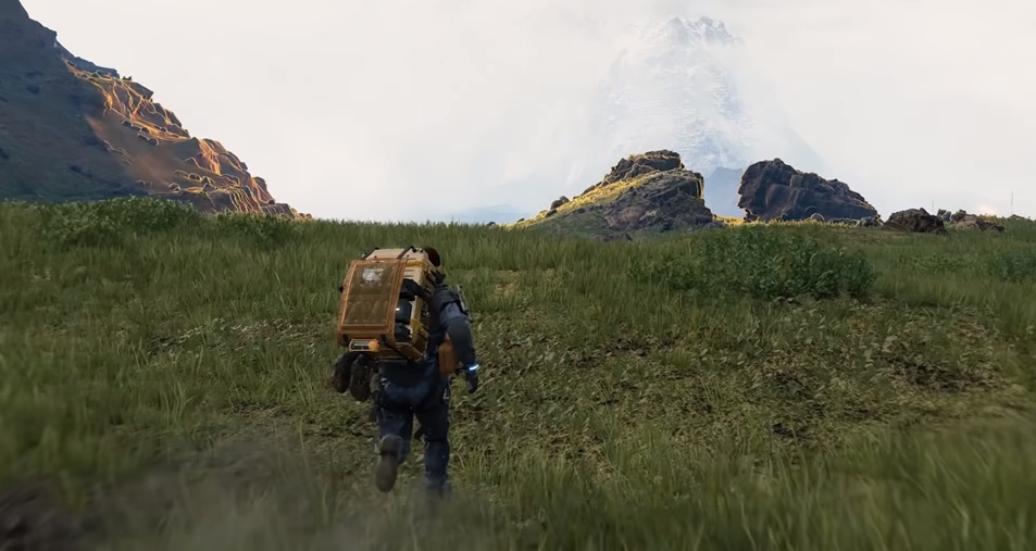 Death Stranding Game Overview