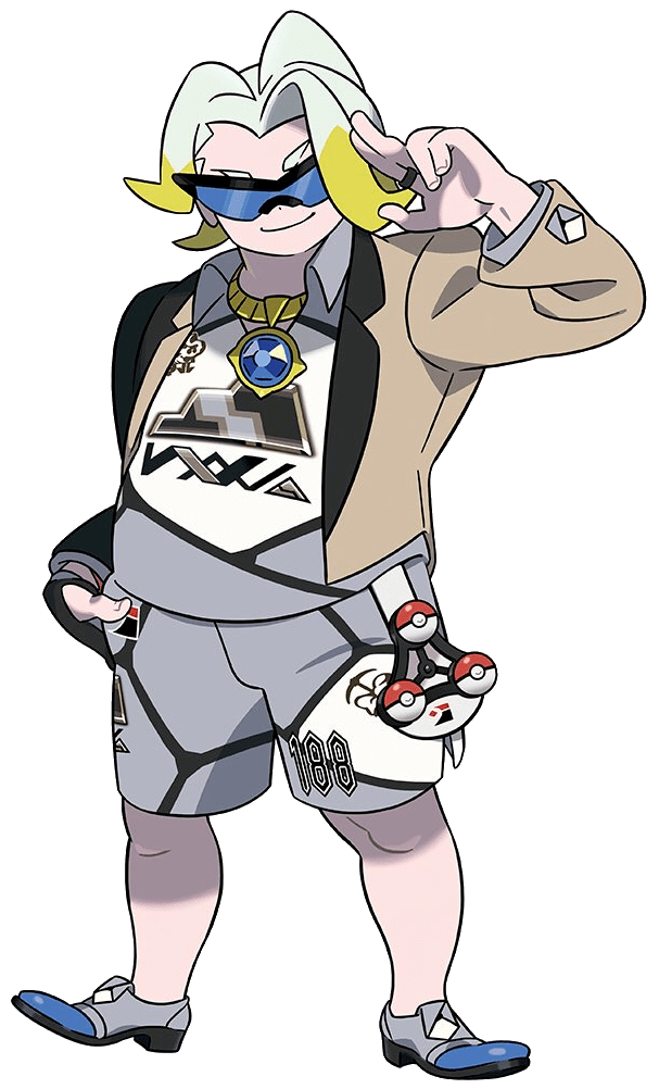 Pokemon Sword and Shield - Gordie