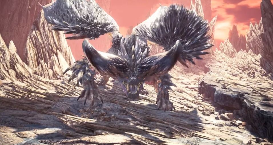 Monster Hunter World: Iceborne - Ruiner Nergigante
